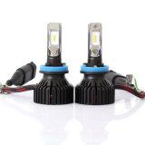 T8 자동 LED 헤드라이트 6500K LED 차 전구 H8 H9 H11 LED 전구 8000lm 차 헤드 램프 60W 자동차 빛