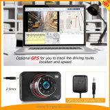 2.7Inch caliente Super la visión nocturna con 8 LED IR Dash Cámara con FHD1080p 170 grados del ángulo de visión