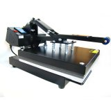 Serie J Manual de alta presión de la prensa del calor de la máquina