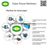 Faltender Maschinen-Preis des Qualitäts-Gesichtspapier-V