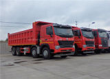 290HP Sinotruk HOWO 6X4 덤프 트럭 10wheels