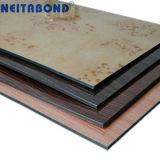 Le Marbre Granit feuille ACP de Texture Acm pour la décoration