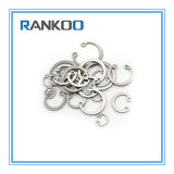 De aço inoxidável 304 316 anel interno do anel de retenção