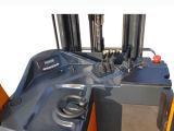 Elektrischer Reichweite-Ablagefach-Gabelstapler