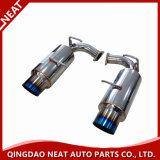 Sistema di scarico dell'automobile dell'acciaio inossidabile di alta qualità per Toyota Gt86