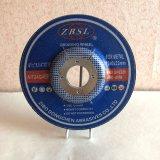 Harz-Geklebte reibende Platte für Metal-115X6X22.2