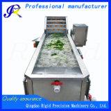 Máquina da limpeza da bolha para frutas e verdura