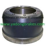 1463117210/5001212 tambour de frein de semi-remorque de Sisu de fer de moulage