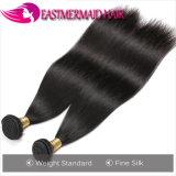 Человеческие волосы 100% выдвижения волос Remy перуанские прямые