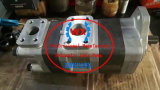 Pompa a ingranaggi idraulica genuina di KOMATSU dei pezzi di ricambio degli autocarri con cassone ribaltabile--- HD785-7 KOMATSU lavorano /705-95-07120 alla macchina