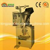 縦の粉のパッキング機械または磨き粉の充填機