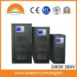 24kw 384V 3 Input один ый низкочастотный UPS 3 фраз он-лайн