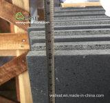 壁のためのベストセラーB403海南の灰色の玄武岩のタイルおよび床のクラッディングおよびカバー