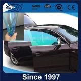 UV излученный пурпур к голубой пленке окна автомобиля хамелеона