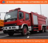 6*4 camions de lutte contre les incendies avec réservoir d'eau du réservoir d'alimentation du réservoir de mousse