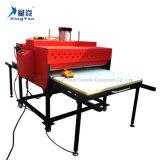 """presse Double-Fonctionnante pneumatique Machine+Pull-out, qualité 32 Double couche de la chaleur de grand format du Tableau 40 """" X48 """" de """" X 40 """" pneumatique"""