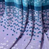 Deken van de Polyester van het flanel de Vacht Afgedrukte