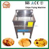 Le casse-croûte ébrèche les puces de processus de machine faisant frire la machine