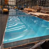 Feuilles en aluminium de revêtement pour la construction et la construction utilisées