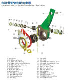Truck & Trailer Dispositif de réglage de mou automatique avec OEM 79305 Standard