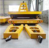 Carrello Unpowered del trasporto applicato in cantiere navale per il trattamento di carico (KP-10)