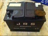 Batterie d'accumulateurs d'acide de plomb exempte d'entretien de véhicule de Jrs-DIN75mf 12V75ah