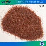 乾燥したガーネット砂に耐える性質カラー金属の研摩剤(Waterjetのために)