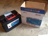 batterie de la voiture 12V75ah exempte d'entretien