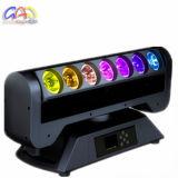Lamierina magica 7X15W del pixel del LED che sposta l'indicatore luminoso del fascio della barra del LED
