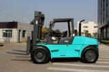 Hoogste Diesel van het Merk 5ton 10ton Op zwaar werk berekende Vorkheftruck met Ce