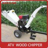 Trituradora trituradora de madera de la gasolina/máquina biotrituradora 13.5/14/15HP opcional