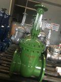 Aço carbono ou CF8 Válvula gaveta de Flange 150lb