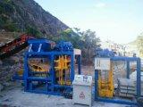 Het Semi Blok die van het cement het Maken van de Baksteen van de Machine Machine maken (QT4-25)