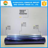 С помощью ультрафиолетового света Tranparency Vlt 93% фиолетового цвета окна автомобиля окраски Chameleon пленки