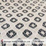 Gestricktes Baumwolle-PUNKT Spitze-Gewebe für Schuhe (M3475)