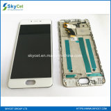 Teléfono al por mayor chino LCD para la visualización de Meizu M3s LCD con el marco