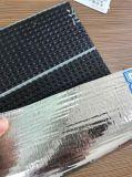 アルミホイルと安い自己接着瀝青の防水膜に屋根を付ける金属