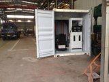 20FT e 40FT hanno messo in contenitori la stazione di servizio mobile esportata in Africa