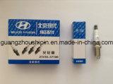 Echte Bougie 27410-37100 van het Iridium van auto's voor Elantra RC10pypb4