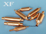 Modificar el acumulador para requisitos particulares de cobre para el congelador