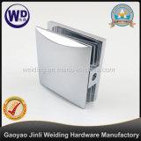 正方形の壁の台紙ガラス重量P301のガラスクランプ穴