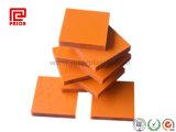 Оранжевый Бакелитового листа с бесплатным нарезка по размеру службы