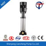 Горячая вода/Cdlf Cdl вертикальный многоступенчатый насос производитель Шэньян на заводе