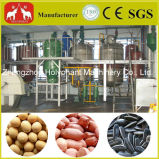 Reis-Kleie-Soyabohne-Sonnenblumensamen-Erdnuss-Rapssamen Tung sät Öl-Extraktionpflanze