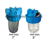 Boîtier de crépine Pipe-Monté avec l'évent (RWF-8302)
