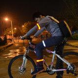 Correndo Riding Pulseira Reflexiva Pulseira piscante Braçadeira LED