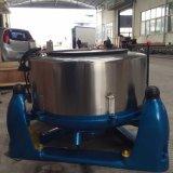 500kg Wet Fabric/Garment Centrifugal Hydro Extractor mit High Stand und Lid (SS75)