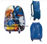 子供の女の子のバックパック袋(GB#10008-5)を広告する新しいデザイン子供のベビーカーの学校
