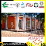 La construcción rápida China contenedor anti terremoto Home