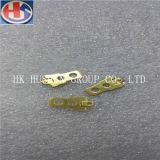 로커 스위치 (HS-RS-003)에 사용되는 주문품 높은 정밀도 금관 악기 단말기